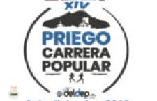 XIV.- CARRERA DE PRIEGO